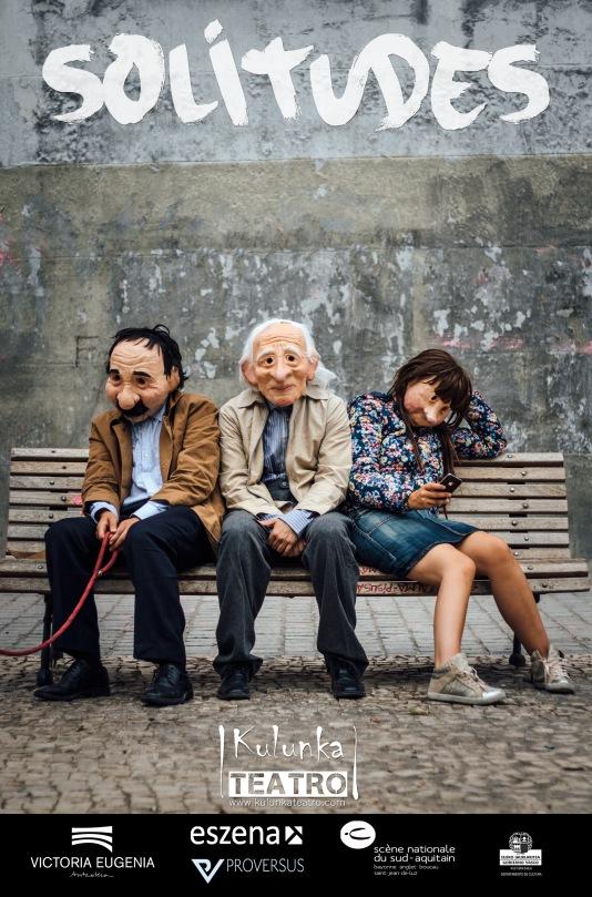 """SEPTIEMBRE 2013, MADRID: Sesión de fotos para la obra """"Los Nadie"""""""